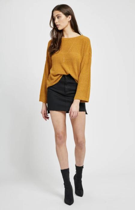 Gentle Fawn Anchorage Sweater - Mustard