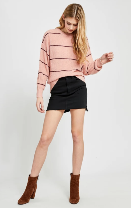 Gentle Fawn Belford Sweater - Stripes