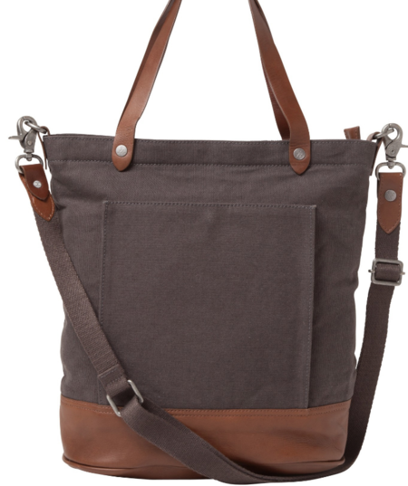 Alternative Apparel Bucket Tote - Brown