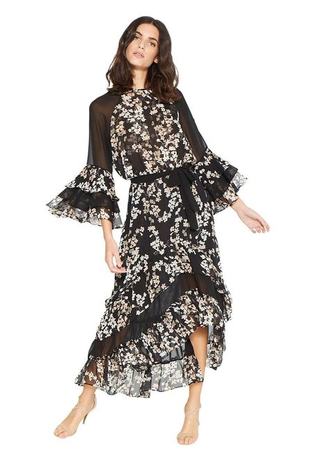 Misa Los Angeles Kateri Dress - black