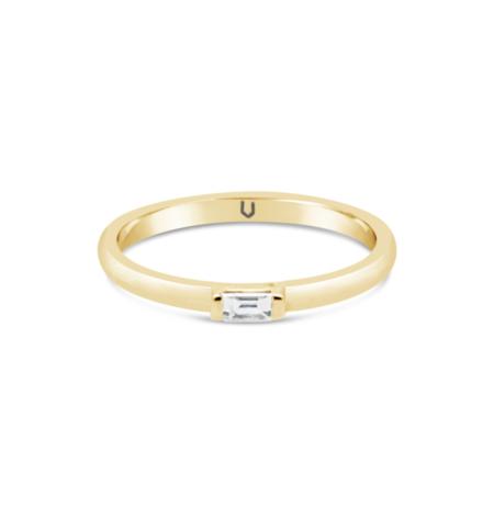 Hestia Jewels Soul Diamond Baguette Ring