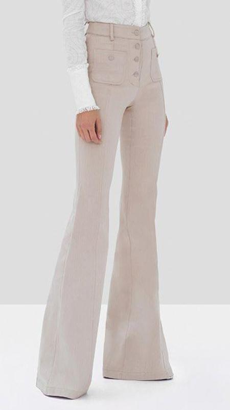 Alexis Helene Pant - Oyster