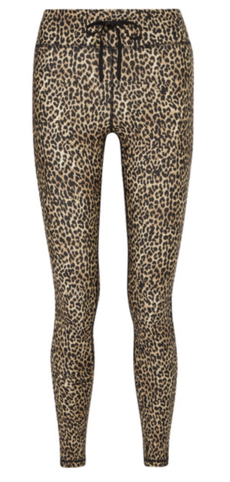 The Upside Leo Yoga Pant - Leopard