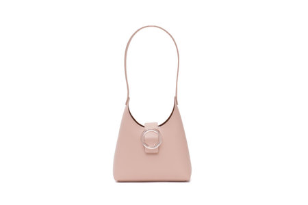 IMAGO-A Nº44 Lucite Buckle Mini - Blush