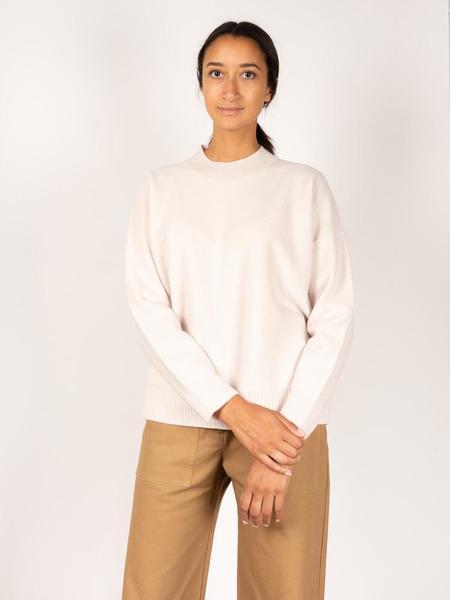 Kloke Revision Sweater - Ecru