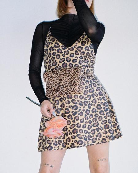 CAB Collection Fanny Pack - Leopard