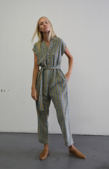 ACE & JIG RHYS JUMPSUIT - COSTA