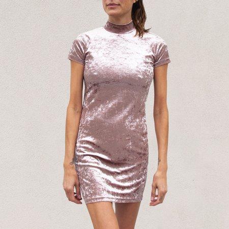 Sandy Liang Koro Dress - Light Pink