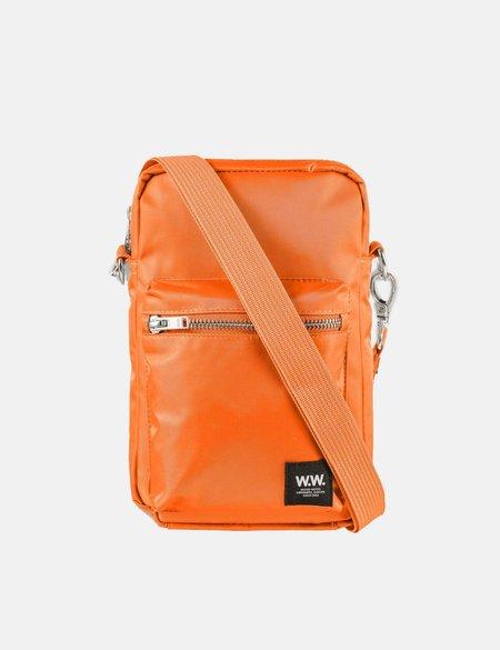 Wood Wood Rena Shoulder Bag - Rust Orange