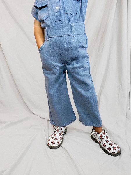 KIDS KIBORO Play hard Pants - BLUE