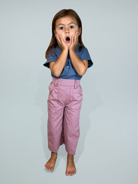 kids KIBORO limited edition Play hard pants