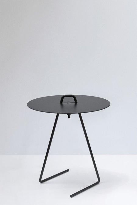 Moebe Side Table - Black