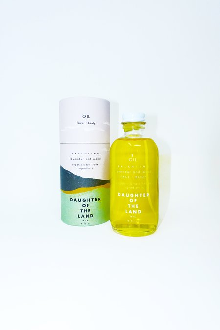 Daughter of the Land Balancing Face & Body Oil
