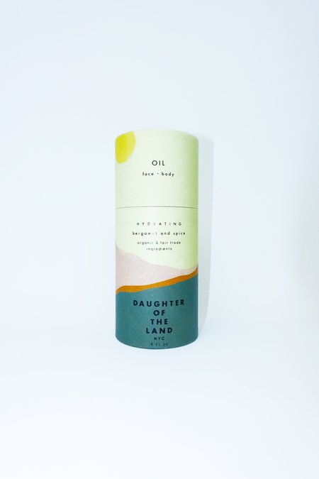 Daughter of the Land Hydrating Face & Body Oil
