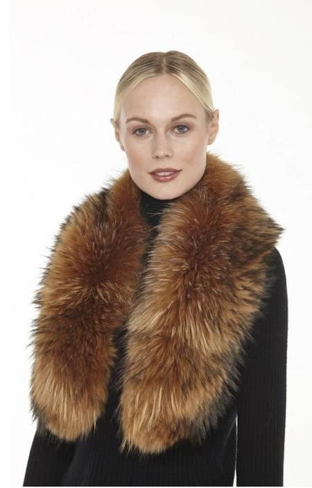 Linda Richards Fur Collar