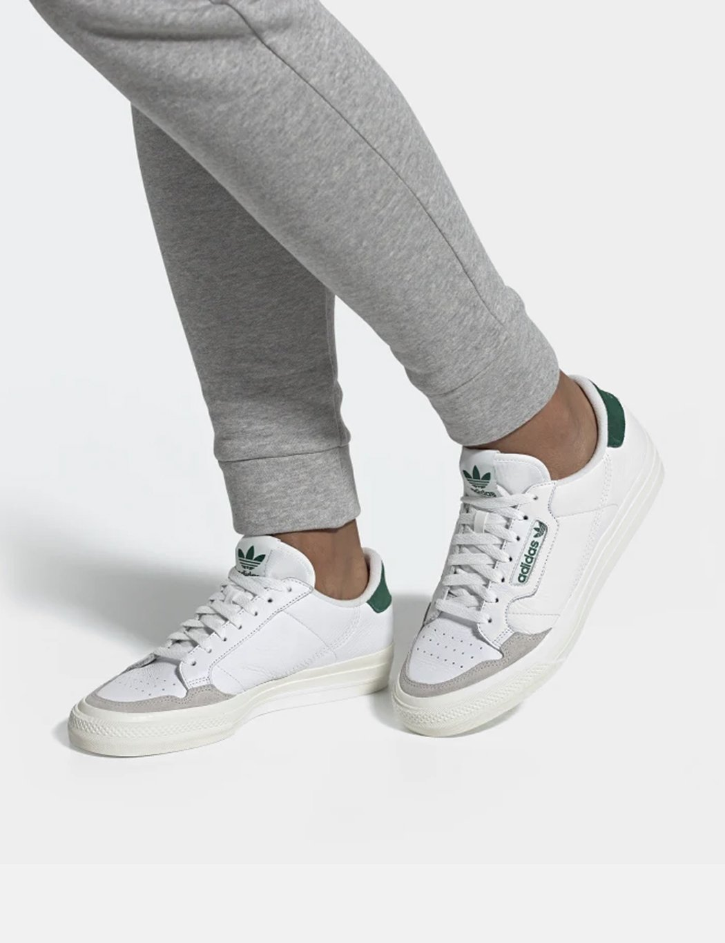 Adidas Continental Vulc Trainers