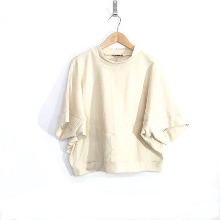 Jennifer Glasgow Razia Sweatshirt - Cream