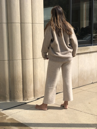 Lauren Manoogian Split pullover - Neutral