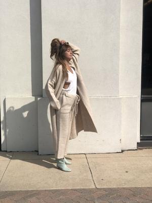 Lauren Manoogian Chunky Robe Coat