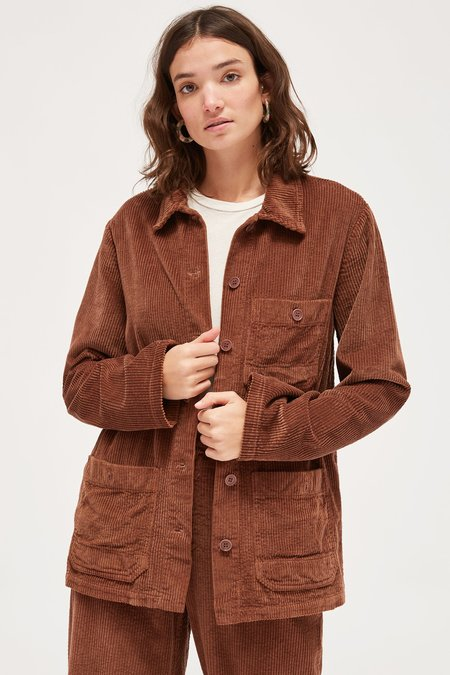 Lacausa Gigi Jacket - Chocolate
