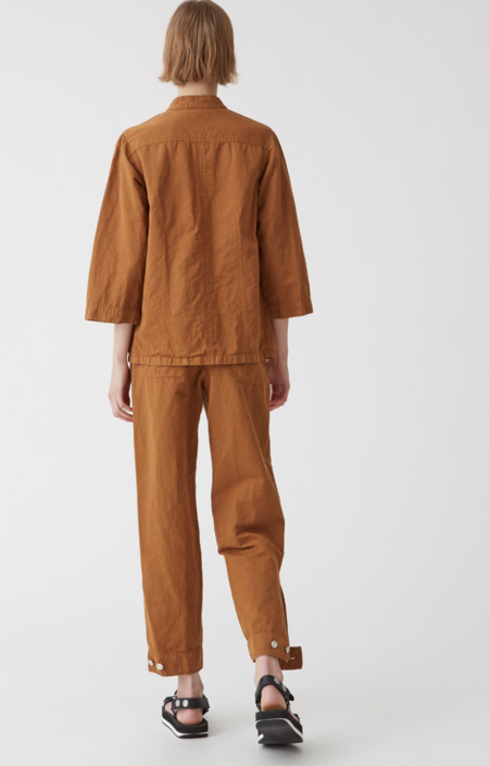 Hope Escape Work Jacket - Clay Brown