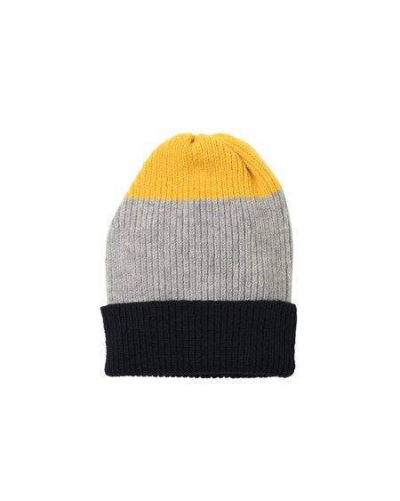 Country of Origin Tri-Stripe Lambswool Hat