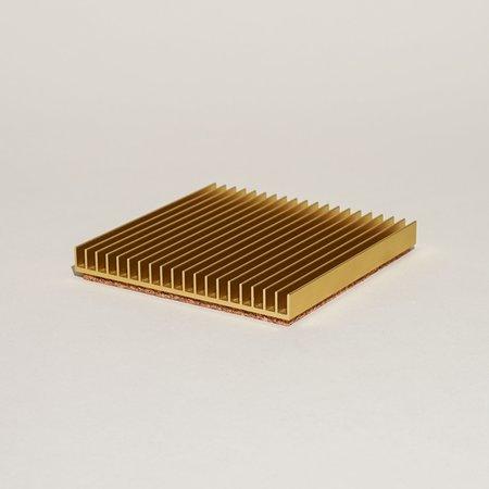 Souda Fin Trivet - Gold