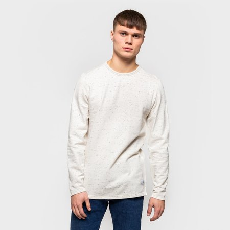 RVLT Birk Crewneck Sweatshirt - Off White
