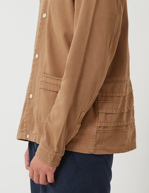 Folk Horizon Jacket - Tan