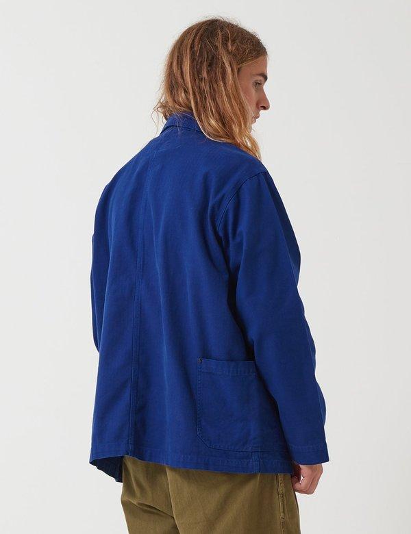 Nigel Cabourn Welders Jacket - Royal Blue