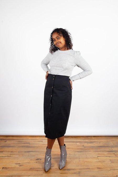 Dagg & Stacey Abott Skirt - Black
