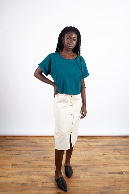 Dagg & Stacey Abott Skirt - Natural