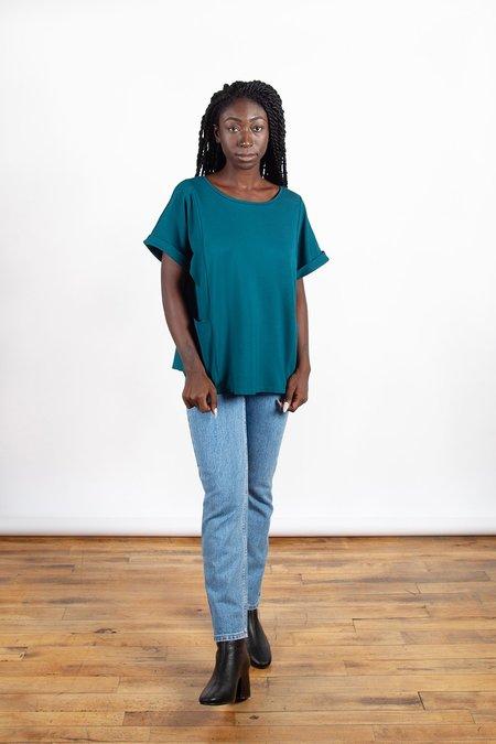 Sara Duke Your Favourite Shirt Classic - Forest Green