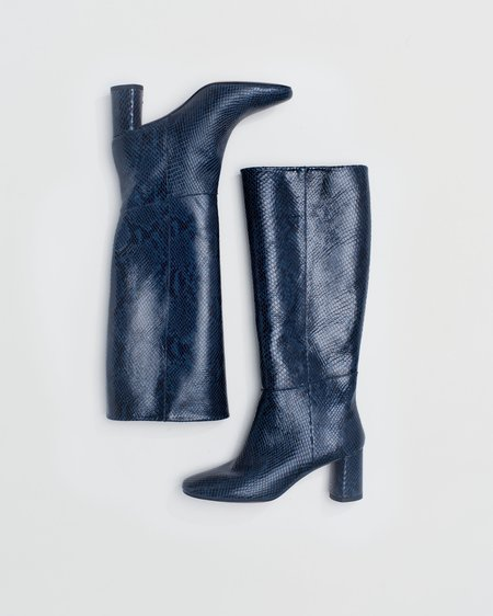 LOQ Donna Tall Boot - Hydro Snake