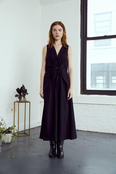 RUJUTA SHETH Emily Dress - Black
