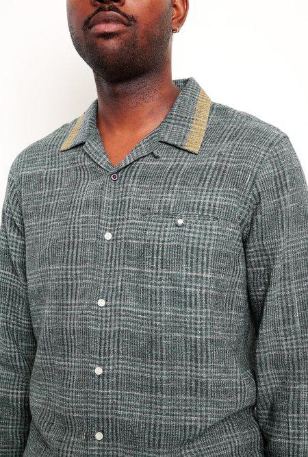 Kardo Kendrick Long Sleeve Shirt - Green