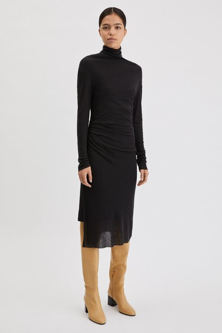 Filippa K Celia Dress - Charcoal Melange