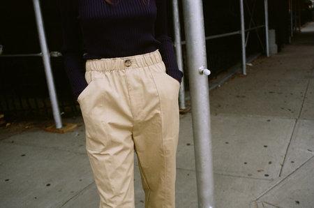 Horizons Vintage utility pant - beige