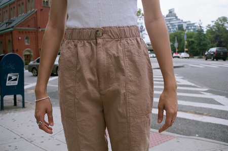Horizons Vintage utility pant - sand