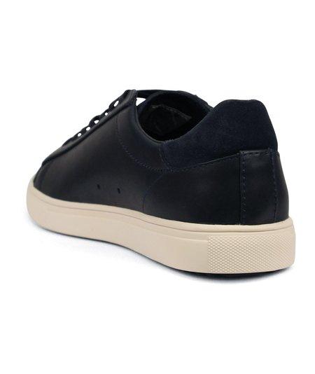 Clae Bradley Anline Leather Sneaker - Navy