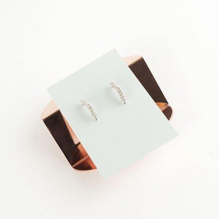 Love Oru Alate Earrings - Sterling Silver
