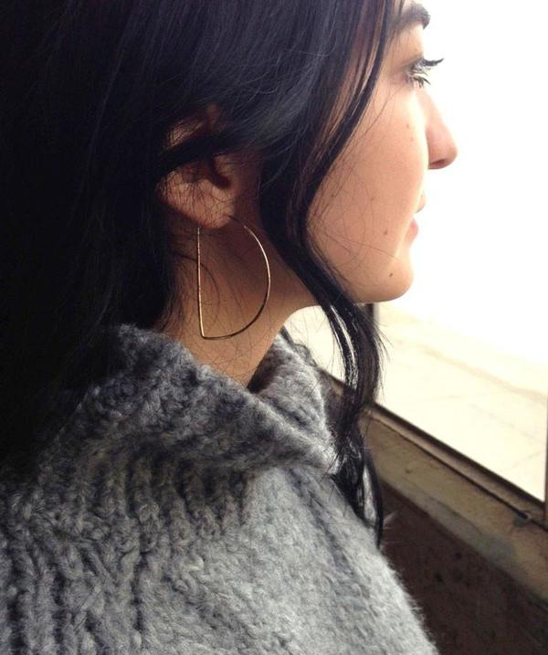 Minoux Bow Earrings