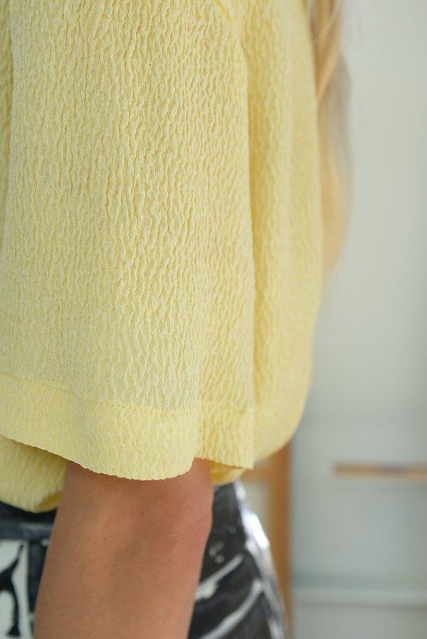Beklina Sfumato Blouse - Lemon