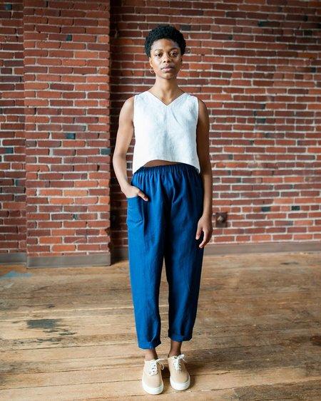 MARTY JEAN Cotton Uniform Pant