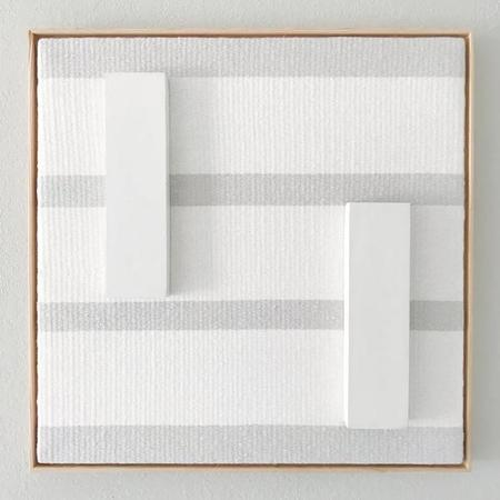 Shelly Sazdanoff Concrete with White