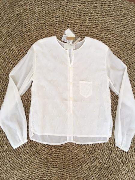 Enrica Shirt #056 - White