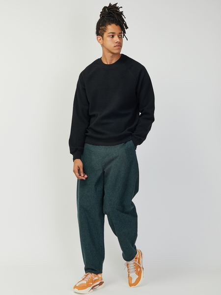 La Paz Cunha Recycled Sweatshirt - Black