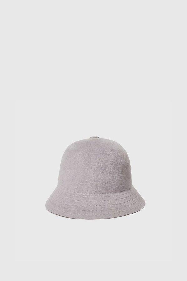 Brixton Essex Bucket Hat - Aluminium