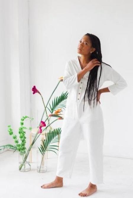 Anara Justine Jumpsuit - Nimbus