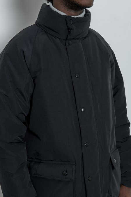 Paa Grosgrain Puft Jacket - Black